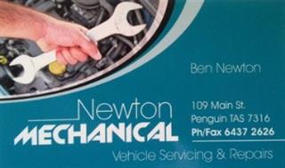 Newton Mechanical